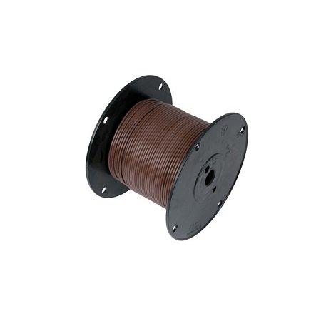 - Brown Primary Wire, 14 Ga (100 ft.)