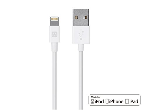 Select Series Apple MFi Certified Lightning to USB Charge &