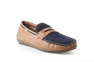 GasStone Brown Loafers & moccasian For men