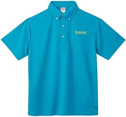 썬 라인 DRY 폴로 셔츠 SUW-1382P S ~ XL 청록색 / Sunline DRY Polo Shirt SUW-1382P S-XL Turquoise