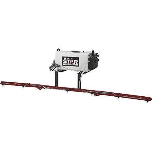 NorthStar High Flow Broadcast and Spot Sprayer with Deluxe 7-Nozzle Boom- 26-Gallon Capacity, 5.5 GPM, 12 Volts