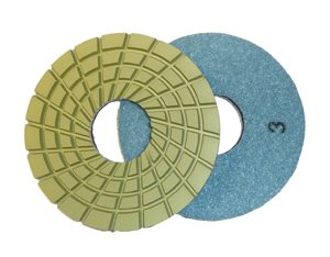 Toolocity CPP05SET 5-Inch Con-Shine Dry/Wet Diamond Polishing Pad for Concrete Set of 5 by Toolocity (Image #3)