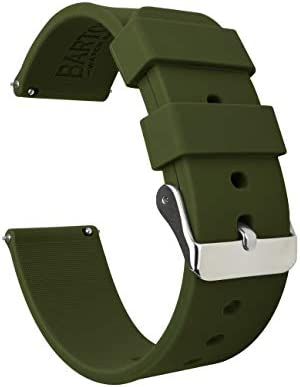 Barton Silicone Watch Bands Release product image