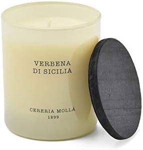 CERERIA MOLLA 1899 Verbena de Sicilia Handmade +/-50 Horas