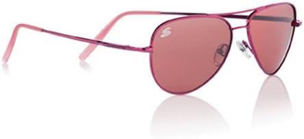 0806c0c142c1e Serengeti Sunglasses Small Aviator 7093 Pink Pink Sedona Polarized   Amazon.ca  Sports   Outdoors