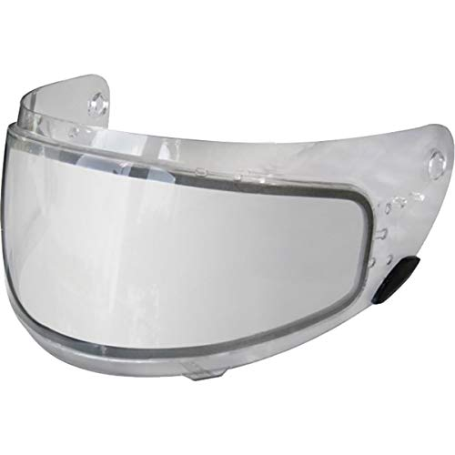 Bell Click Release Double Shield Snowmobile Helmet Accessories - Clear/One Size ()