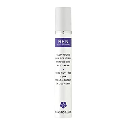 Ren Keep Young and Beautiful Anti-Aging Eye Cream, 0.5 Fluid Ounce