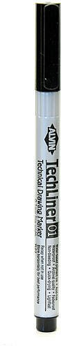Alvin Tech-Liner Superpoint Drawing Pen/Marker (0.1 Mm) [4 Pieces] - Product Description - Alvin Tech-Liner Superpoint Drawing Pen/Marker- Unit: 0.1 Mm- Use: Eachtech-Liner Superpoint Drawing Pens Are Ideal For Precision Drafting.Their Free-Flow ...