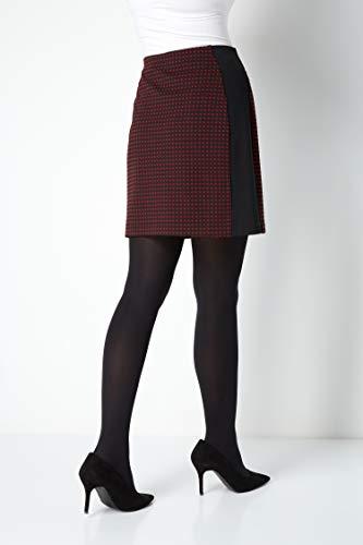 Elegant Mini Carreaux Classe Femme Soire Jupes Hiver Roman Automne Elegant Bourgogne Elastique Jupe Rendez Crayon Originals Vous Stretch 4YUtqp