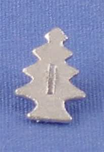 Dollhouse Christmas Tree Cookie Cutter
