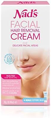 NAD's Facial Hair Removal Cream 0.99 oz