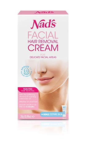 NAD's Facial Hair Removal Cream 0.99 - Hair Remover Nads