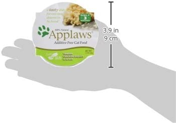 Applaws Tender Chicken Breast Peel Serve Pot Cat Food