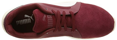 Cabernet Trainer Evo SD Rouge St Baskets Whisperblanc Puma nxWBR6x