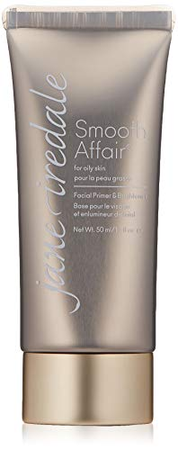 jane iredale Smooth Affair for Oily Skin Facial Primer and Brightener, 1.7 oz. (Best Cheap Primer For Oily Skin)