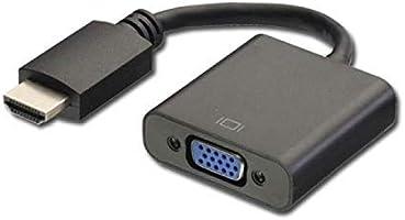 Adaptador HDMI, Adp-002, Plus Cable, Preto