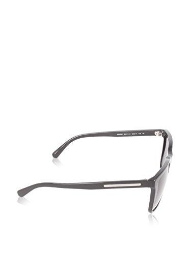 Black Polar para de Armani Gafas Grey Negro Sol Hombre WnpqcTcaZ6