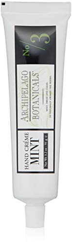 Archipelago Mint Hand Crème,  3.2 Oz