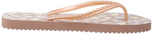 flip*flop Slim Leo - Sandalias de dedo Mujer Varios Colores - Mehrfarbig (220)
