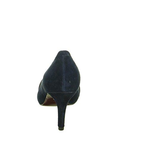 Tamaris Women's Court Shoes Blue qZb1Sv