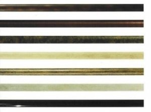 Fanimation DR1-60PW Downrod, 60-Inch x 1 Inch, Pewter by Fanimation by Fanimation