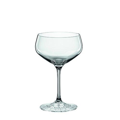 Spiegelau Perfect Serve Collection Perfect Coupette Glass, Set of (Big Margarita Glass)