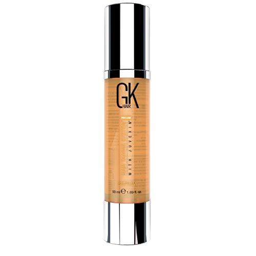 GKhair Serum Hair Smoothing Oil 1.69Oz for Unisex