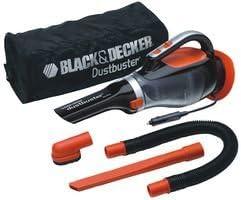 Black&Decker ADV1220 - Aspirador de Mano para Coche, 12V de ...