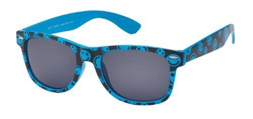 Lunettes Smileys soleil Bleu 45 différentes de avec 4026 modèle Noir Nerd Noir couleurs qBP1aqr