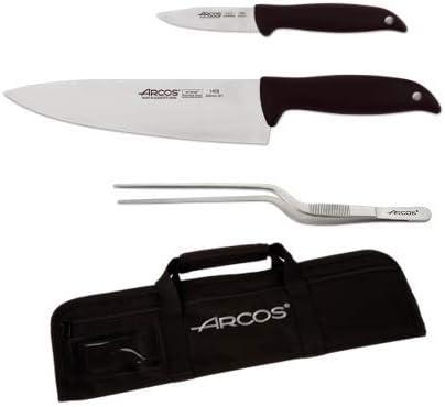 Compra Arcos - Set Cocinero + Estuche - Menorca en Amazon.es