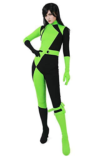 Ditard Anime Cosplay for Women Spandex Lycra Costume Jumpsuit Bodysuit, Style1 M for $<!--$59.99-->