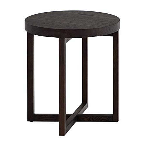 Small Round Coffee Table Size: Amazon.com: Coffee Tables, Study Round Small Solid Wood