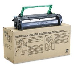 Genuine NEW Konica-Minolta 4152-611 Black Toner Cartridge