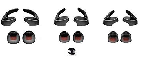 Jabra Rox EarGels Pack - Black