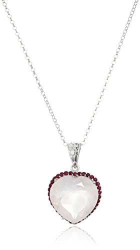 Quartz Ruby Necklace - 3