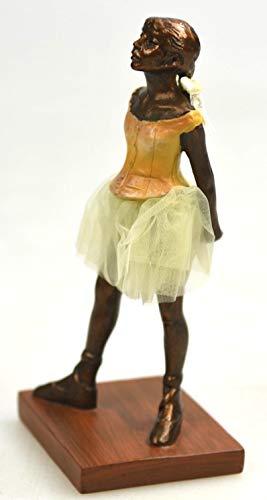 Parastone - Pocket Art - Degas Mini Statue - Little Dancer Ballerina (1881) - 4.5