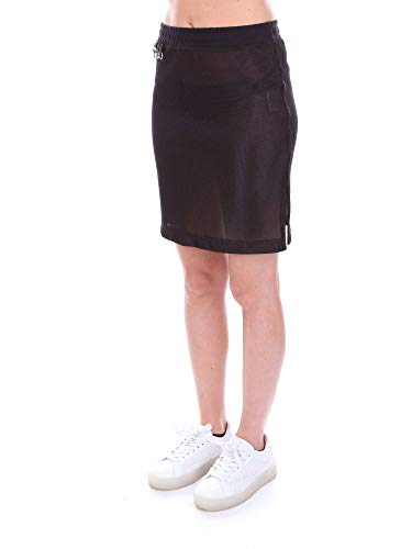 Mujer Falda Negro Poliéster 2288black Numero00 0wzx1Fqg1