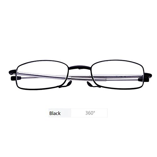 7a164754373 Read Optics Compact Folding Reading Glasses Telescopic Arms in red And  black For Men And Women