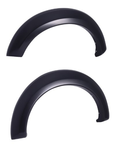 2000 Toyota Tundra Fender Flares (EGR 754694F Front Fender Flare - 2 Piece)