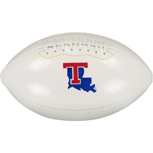 Watch Bulldogs Sport Louisiana Tech (NCAA Signature Series Full Size Autograph Football Louisiana Tech Bulldogs)