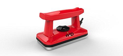 Waxing Snowboard Iron (Ski and Snowboard Wax Iron ski Tune Up Waxing Iron WSD New (Red))