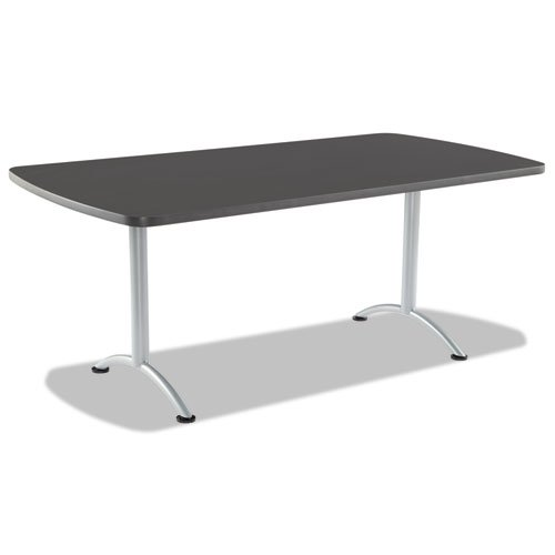 - Iceberg ICE69327 ARC 6-foot Adjustable Height Rectangular Conference Table, 36