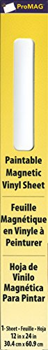 ProMAG Paintable Magnetic Vinyl Sheet
