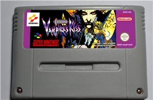 Value-Smart-Toys - Castlevania Vampire's Kiss - Action Game Card EUR Version