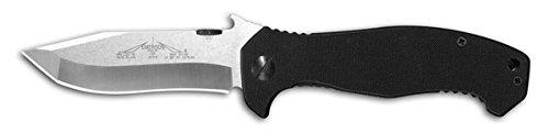 Emerson Mini CQC-15 Folding Knife with Black G-10 (Emerson Mini Systems)
