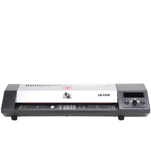 (Hot/Cold A3 A4 Plastic Sealing Machine Photo Overmolding Laminating Machine 110V)