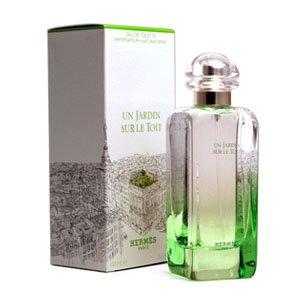 Un Jardin Sur Le Toit Perfume by Hermes - 3.3 oz Eau De Toil
