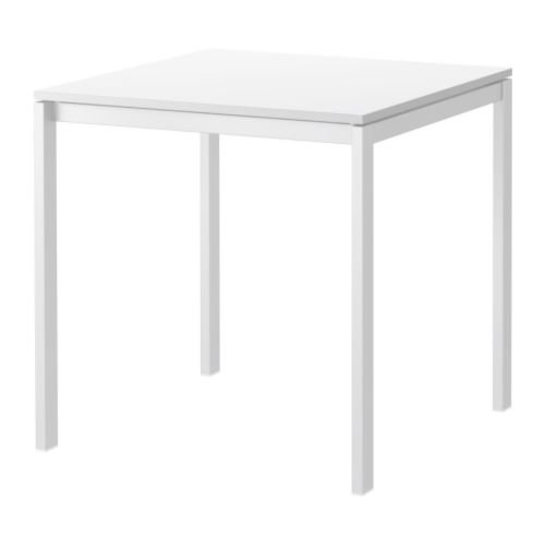 MELLTORP テーブル, ホワイト 792.463.77 B07BTNHTJX