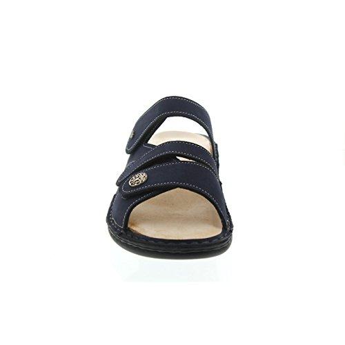 FINNCOMFORT 82568373041 - Sandalias de vestir para mujer Atlantic (dunkelblau)