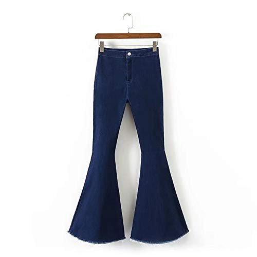 Svasati Donna Hellomiko 2 Alta Con Da Blu Vita Bassa Navy A Pantaloni Skinny qqxa6w8U4